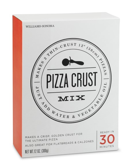 Williams Sonoma Classic Pizza Crust