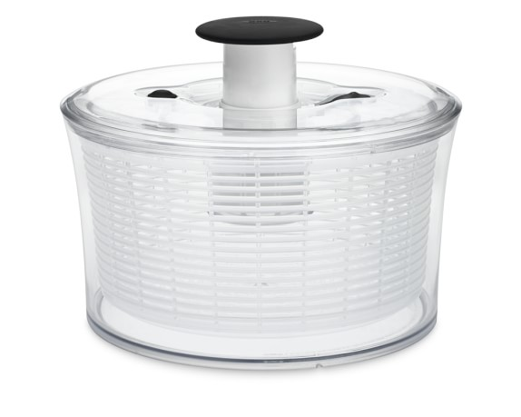 OXO Large Salad Spinner, Clear