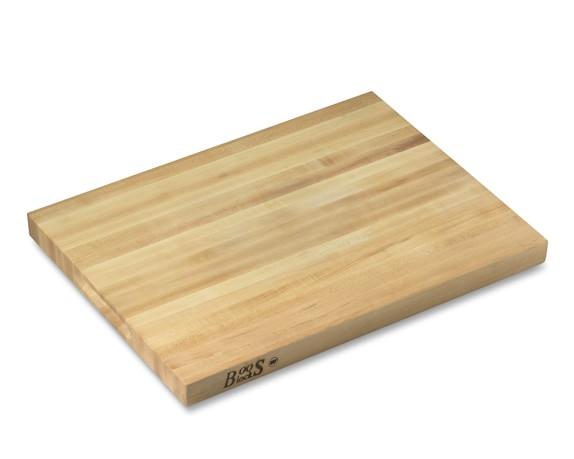 """Boos Edge-Grain Maple Cutting Board, Medium, 20"""" x 15"""""""