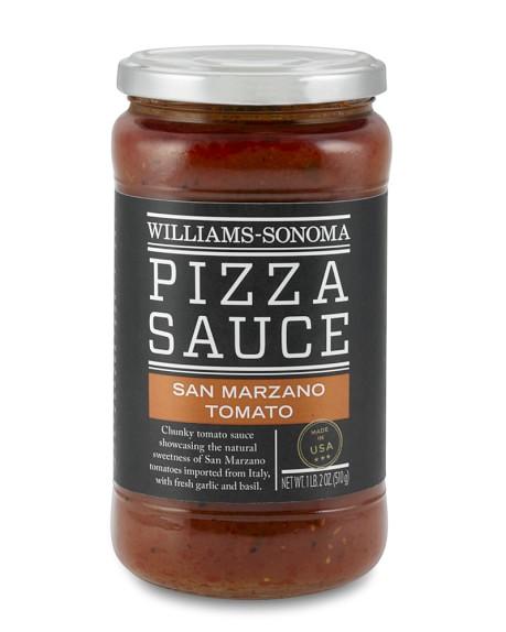 Williams-Sonoma Pizza Sauce, San Marzano