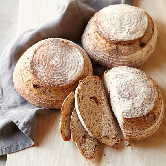 Seven Grain Bread Loaves, Set of 3