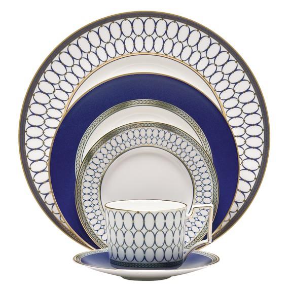 Wedgwood Renaissance Gold 5-Piece Dinnerware Place Setting
