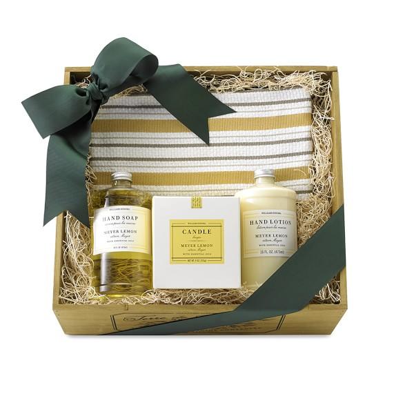 Meyer Lemon Scent Gift Set
