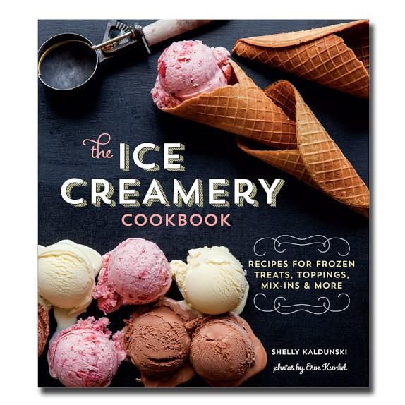 Williams-Sonoma Ice Creamery Cookbook