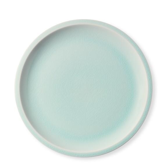 Jars Cantine Dinner Plates, Set of 4, Light Blue