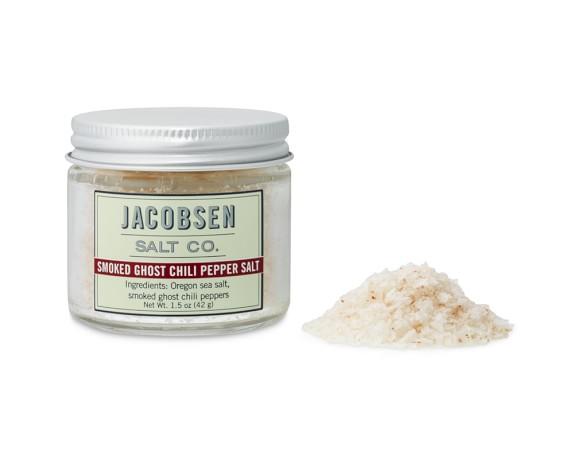 Jacobsen Salt Co. Ghost Chili Pepper