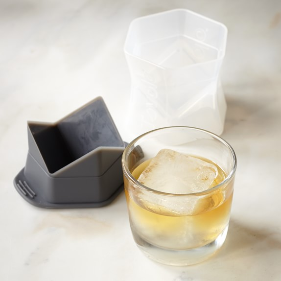Colossal Ice Cube Molds, Set of 2