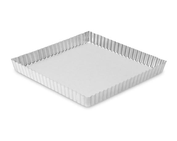 Gobel Standard Traditional Finish Square Tart Pan, 9