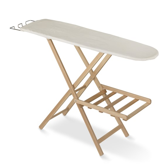 European Wooden Ironing Board