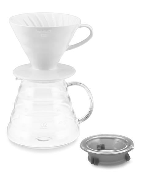 V60 Coffee Hario V60 Pour-Over Co...