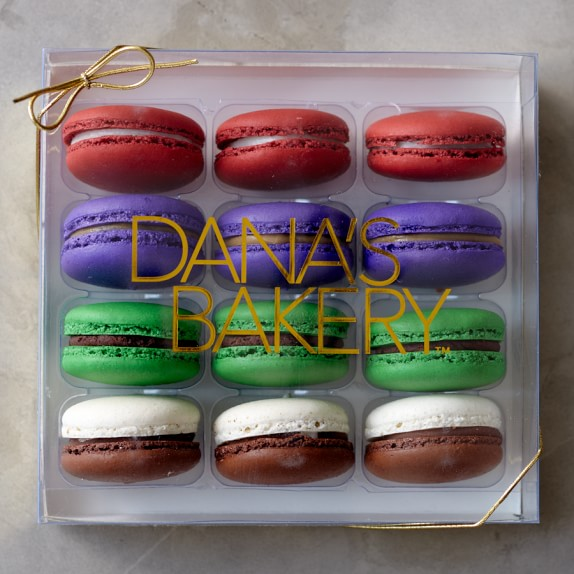 Dana's Bakery, Classic Macaron Collection, Set of 12