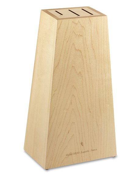 Michel Bras Maple Knife Block Type II