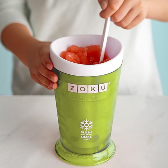 Zoku Slush and Shake Maker, Green