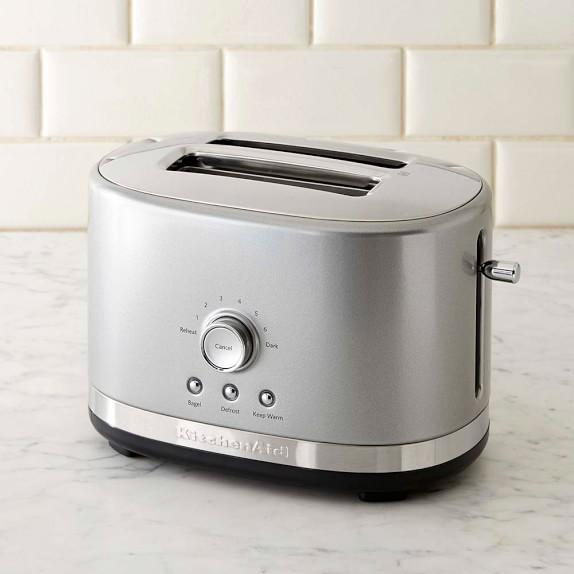 kitchenaid 2 slice toaster williams sonoma. Black Bedroom Furniture Sets. Home Design Ideas