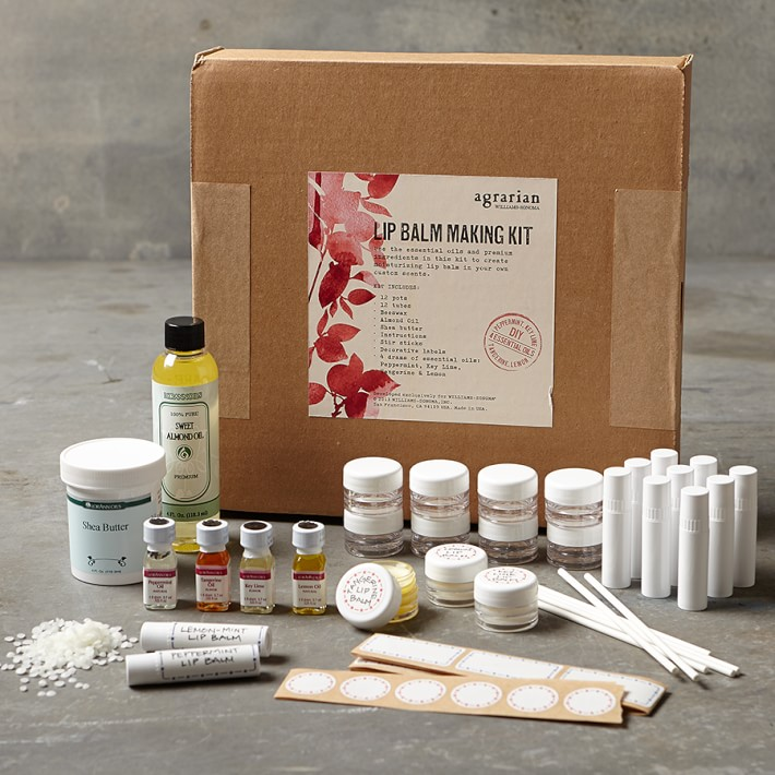 Lorann Oils Lip Balm Making Kit