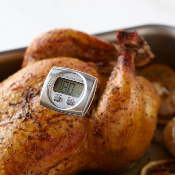 Williams Sonoma Instant Read Digital Thermometer