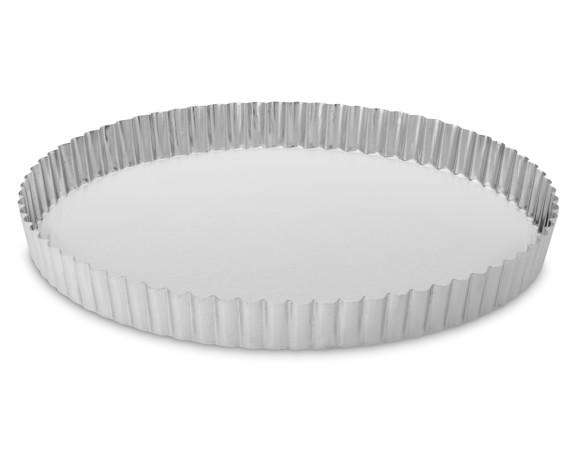 Gobel Standard Traditional Finish Round Tart Pan, 11