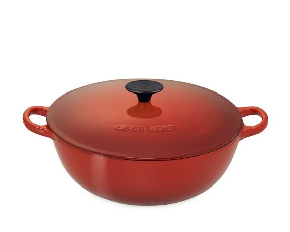 Le Creuset Cast Iron Chef's Oven, 4 1/4-Qt., Red
