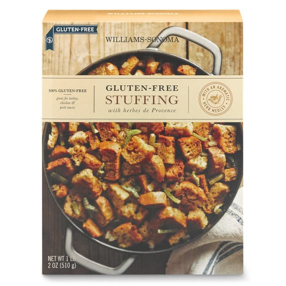 ... Meals & Sides Prepared Sides Williams-Sonoma Gluten-Free Stuffing