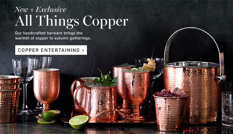 Copper Entertaining