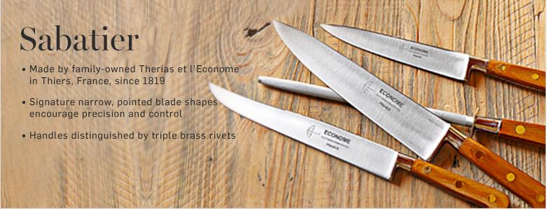 Sabatier Knives Amp Sabatier Cutlery Williams Sonoma