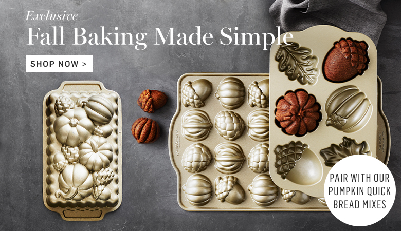 Fall Bakeware