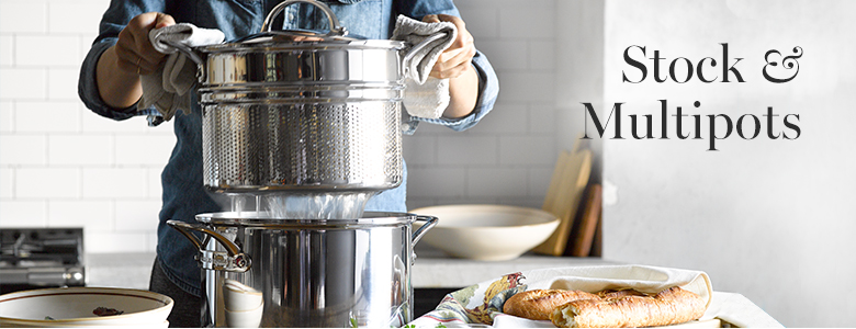 Stock, Soup & Multi Pots