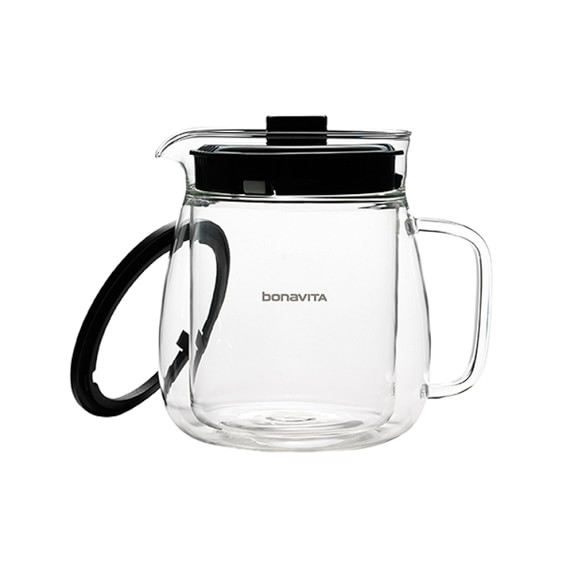 Bonavita 8-Cup Double Walled Glass Carafe for Digital Coffee Brewer Williams-Sonoma