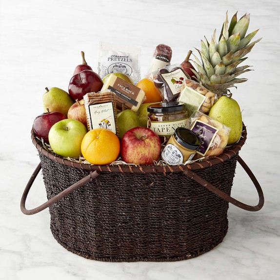 ultimate fruit gift basket