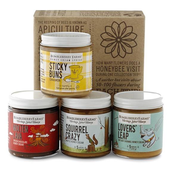 ... Jam, Honey & Syrup Honey Bumbleberry Farms Honey Spread Collection