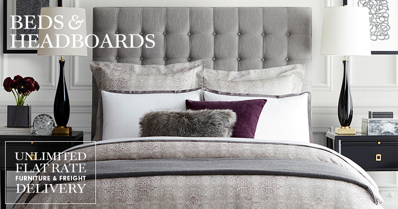 Beds & Headboards