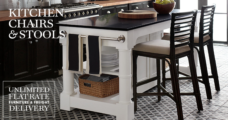 Kitchen Chairs & Stools