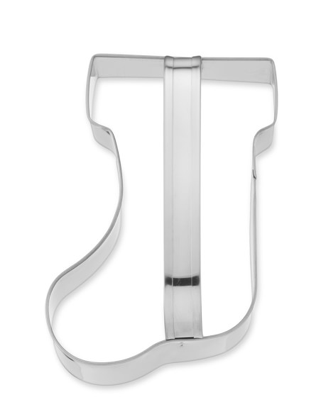 Stainless-Steel Handled Cookie Cutter, Stocking