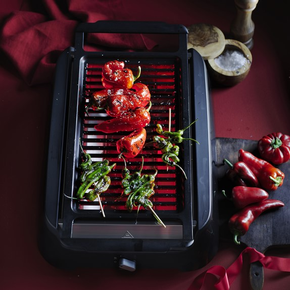 Philips Smoke Less Grill With Bbq Steel Wire Grids Philips