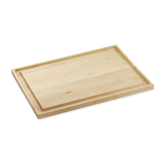 Williams Sonoma Prep Carving Board, Maple, Medium