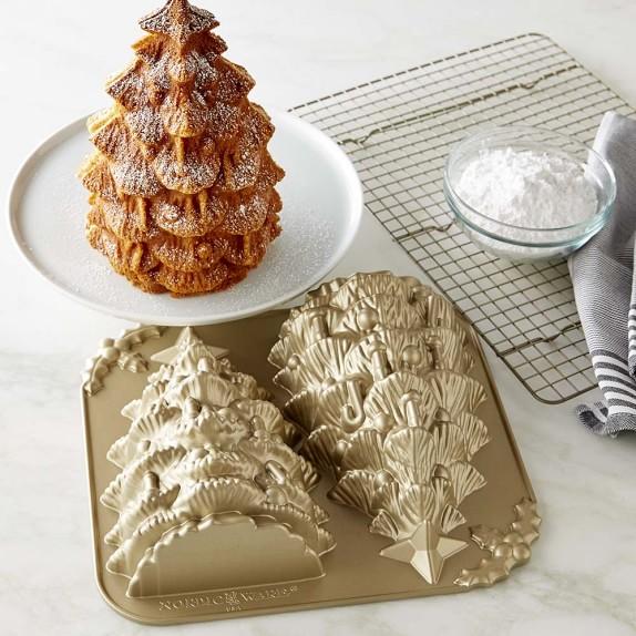 Nordic Ware Christmas Tree Cake Pan