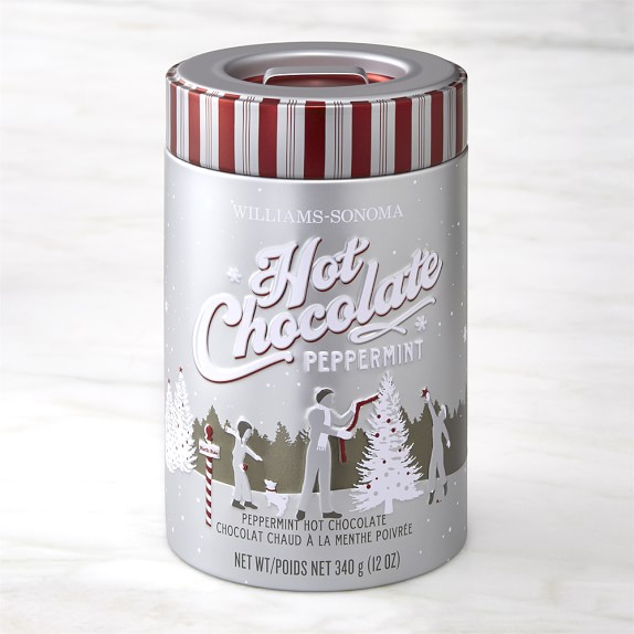 Williams Sonoma Peppermint Hot Chocolate