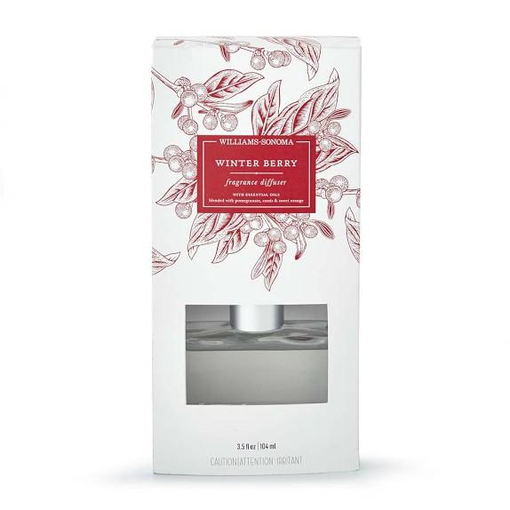 Williams Sonoma Winter Berry Fragrance Diffuser