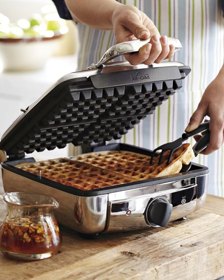 All Clad Belgian Waffle Makers Williams Sonoma