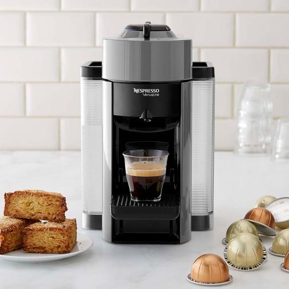 nespresso evoluo coffee espresso maker williams sonoma. Black Bedroom Furniture Sets. Home Design Ideas