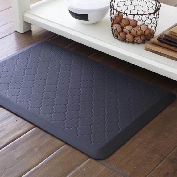 Kitchen Floor Mats Reviews: WellnessMats®, Trellis
