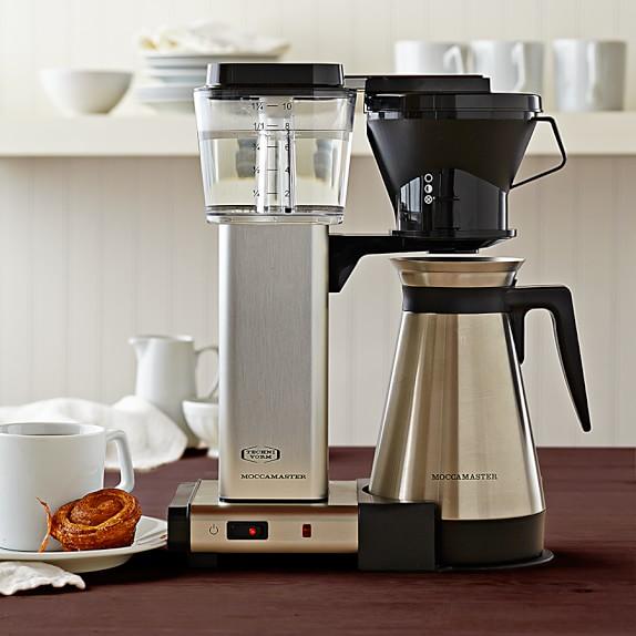 bialetti thermal coffee maker manual
