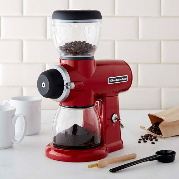 KitchenAid Burr Coffee Grinder Williams Sonoma