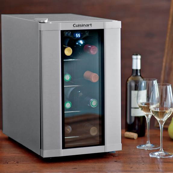 Electric Wine Cellar : Cuisinart electric wine cellars williams sonoma