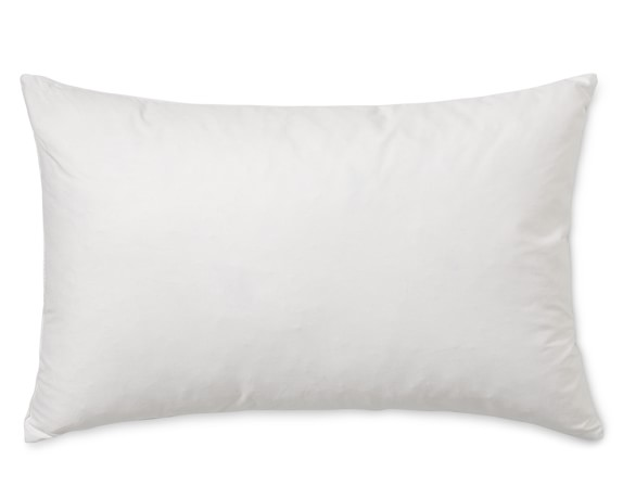 Throw Pillow Insert : Decorative Pillow Inserts Williams Sonoma