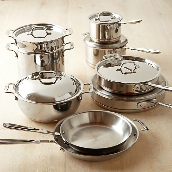 can you use copper pots on a ceramic cooktop