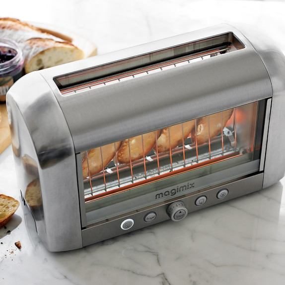 magimix by robot coupe vision toaster williams sonoma. Black Bedroom Furniture Sets. Home Design Ideas