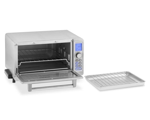 Countertop Convection Oven Cuisinart Toaster Oven : Cuisinart Deluxe Convection Toaster Oven Broiler Williams Sonoma