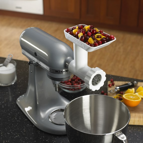 Kitchen Aid Attachment Mixer