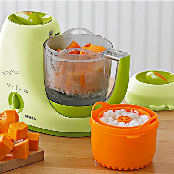 Beaba Babycook Baby Food Maker Recipes